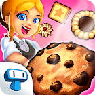 My Cookie Shop - Sweet Treats Shop Game icon