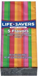 Life Savers Five Flavors Hard Candy - 640g