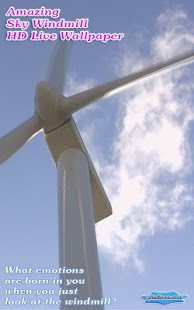 Amazing Sky Windmill - náhled