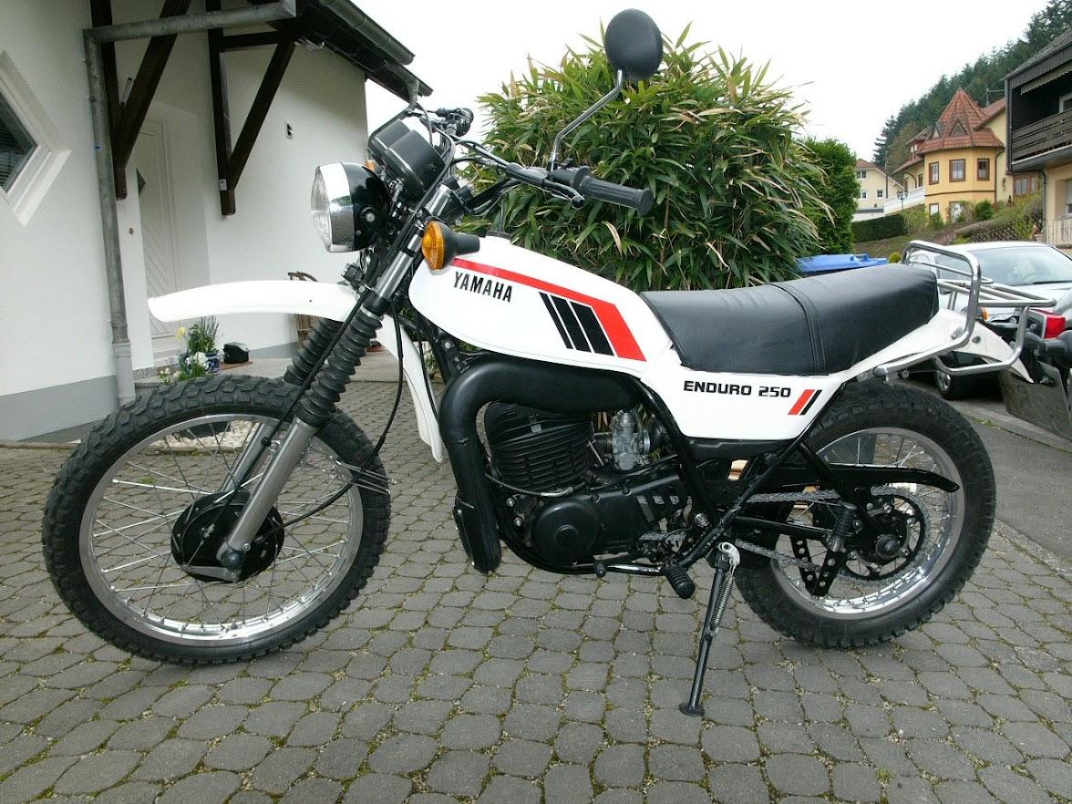Yamaha DT 250-manual-taller-despiece-mecanica