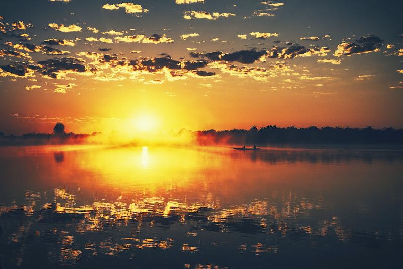 L'alba sul fiume di Jackass_13