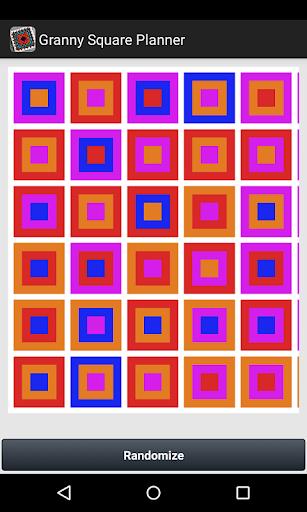 Granny Square Planner 22 screenshots 1