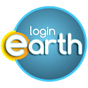 Login Earth icon
