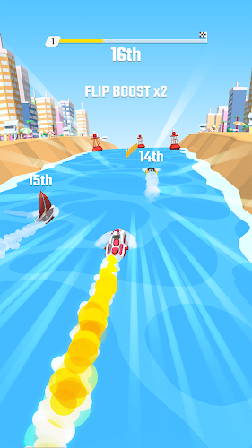 Flippy Race Android App Screenshot