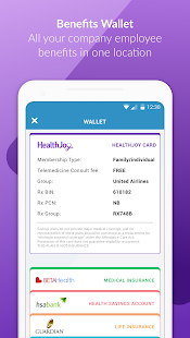 HealthJoy- screenshot thumbnail