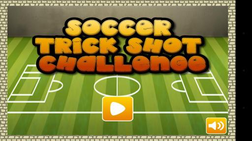 Soccer Trick Shot Challenge