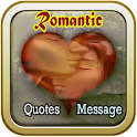 Romantic Love Quotes &Messages icon