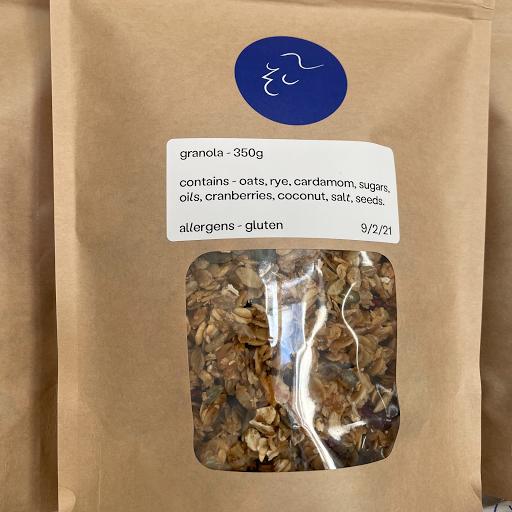cereal — granola