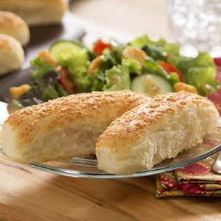 Buttery Breadsticks.