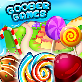 Goober Candy Craze! Match-3!