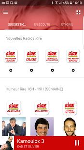 Rire & Chansons Radio Screenshot 4