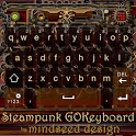 Steampunk GO Keyboard Theme icon