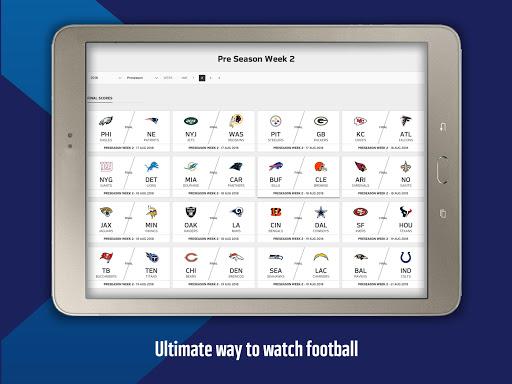 NFL Game Pass International 1.6.6 screenshots 14