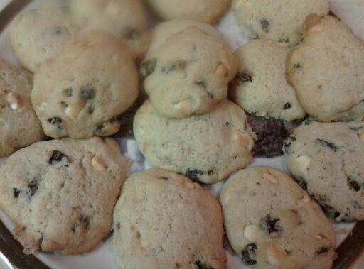 Oat Pulp Cookies