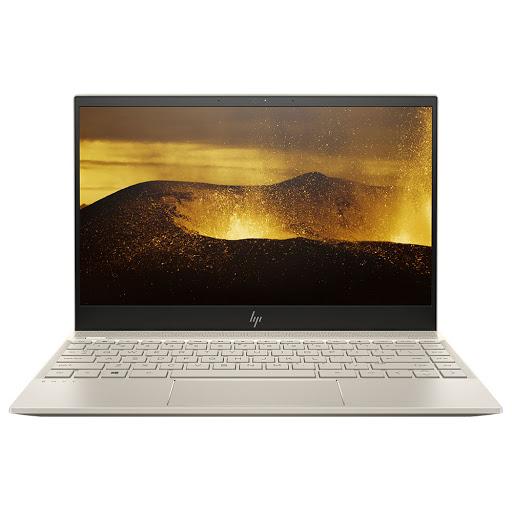 Máy tính xách tay/ Laptop HP Envy 13-ah1012TU (5HZ19PA) (i7-8565U) (Vàng)
