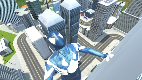 Amazing Strange Rope Police - Vice Spider Vegas Screenshot