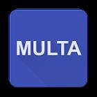 Multa -  Manage multiple social media accounts icon