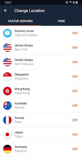 Free VPN Proxy - Unlimited VPN, Security Free VPN