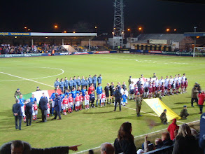 Photo: 15/02/06 - England Nat XI v Italy (Euro Challenge at CUFC) 3-1 - contributed by Martin Wray