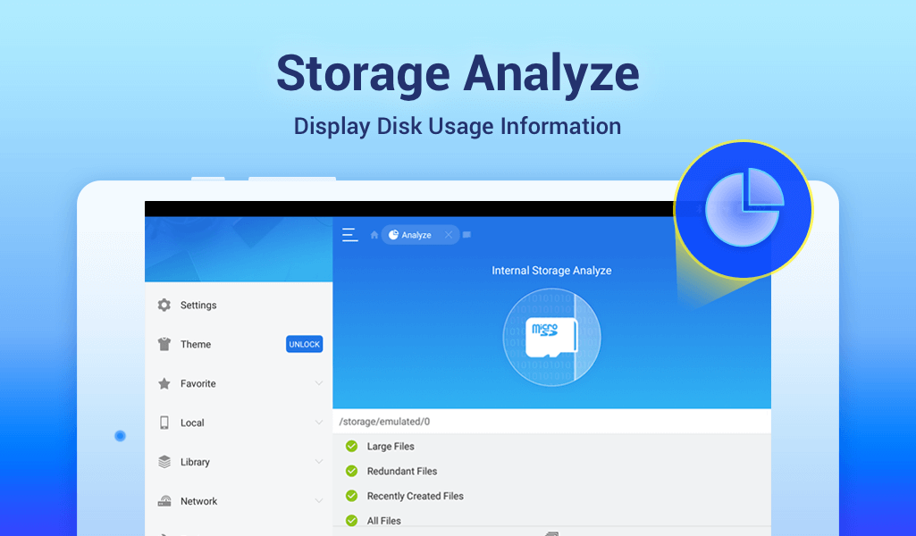 ES File Explorer File Manager- screenshot