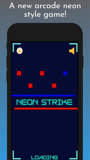 Télécharger Neon Strike : Glow Smash APK MOD 1