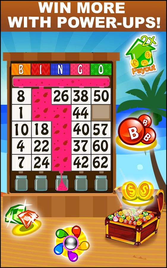 Screenshots of Bingo Bash for iPhone