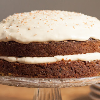 Carrot Cake Without Pineapple Recipes