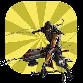 ninja jump adventure