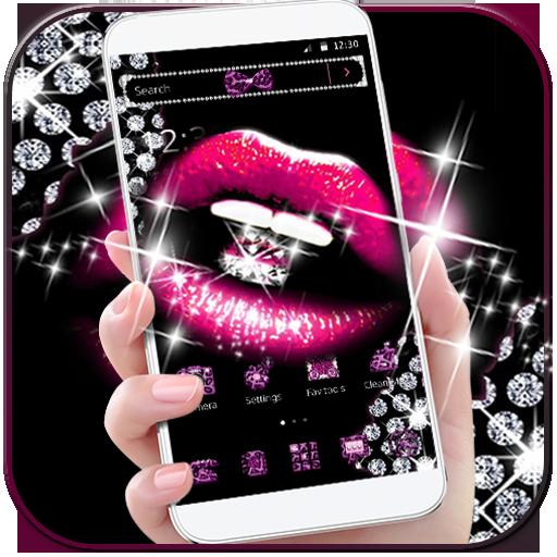 Diamond Kiss Leopard Theme