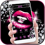 Diamond Kiss Leopard Theme Icon