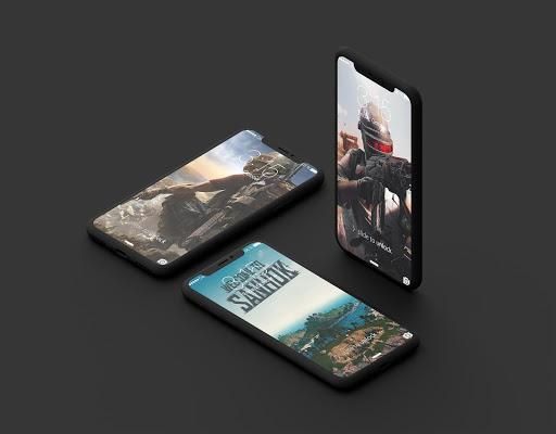 Battle Royale 3D Wallpapers - Full HD 2.0 screenshots 5
