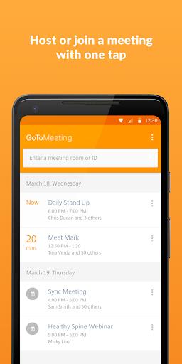 GoToMeeting screenshot 3