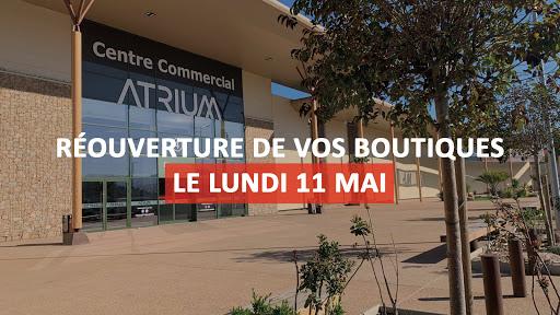 Réouverture Atrium 11 mai