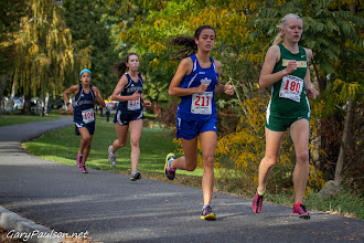 Photo: Varsity Girls 4A Mid-Columbia Conference Cross Country District Championship Meet  Buy Photo: http://photos.garypaulson.net/p556009210/e4853cb6c