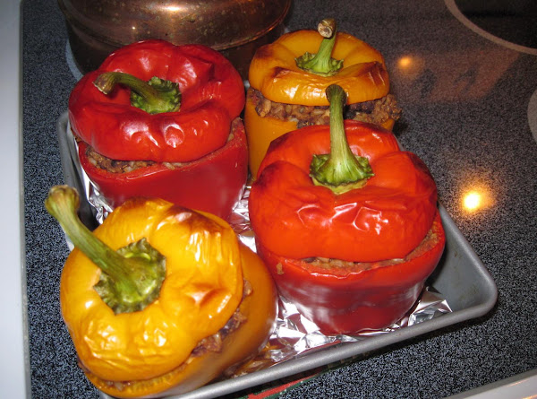 Meatless Bell Peppers Melanie Recipe