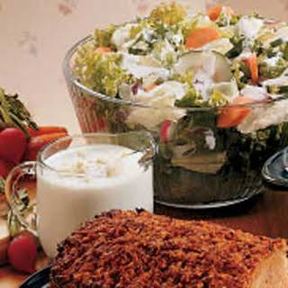 Low-Fat Blue Cheese Dressing.
