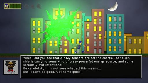 Alien Undead Armageddon Free  screenshots 3