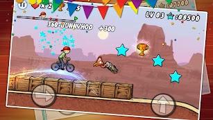 BMX Boy screenshot for Android