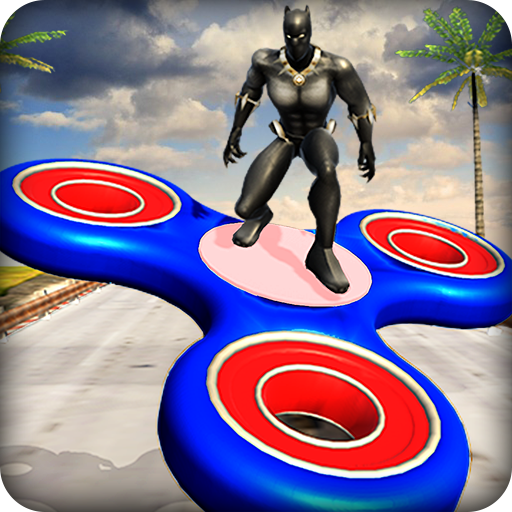 Fidget Spinner: Incredible Superheroes