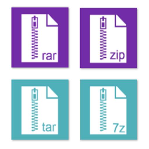 Pro Rar Zip Tar 7Zip
