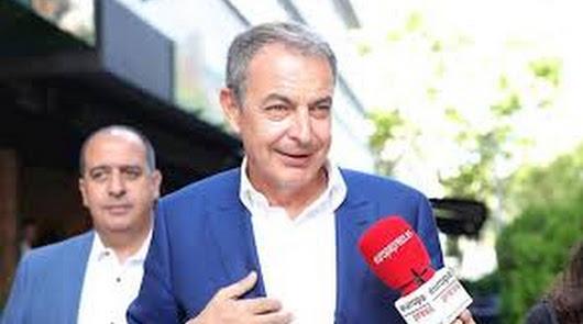 José Luis Rodríguez Zapatero estará este viernes en Almería