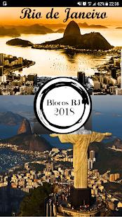 Blocos de Carnaval RJ 2018 - náhled