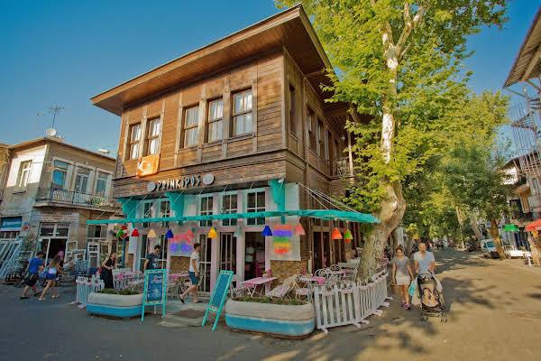 Hotel Prinkipos-Büyükada