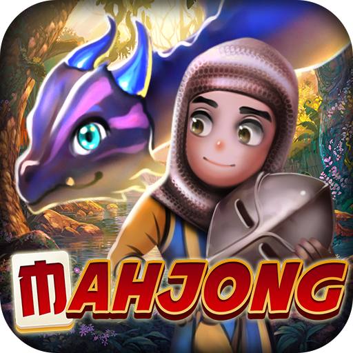 Mahjong Blitz - Land of Knights & Dragons icon