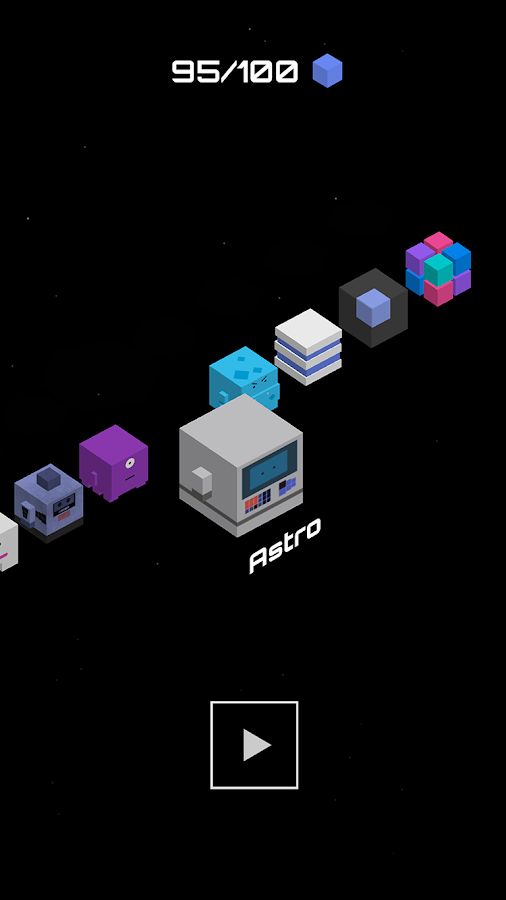Cube Jump- screenshot