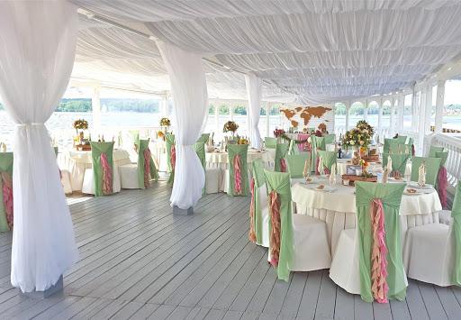 Веранда «Сансет» для свадьбы