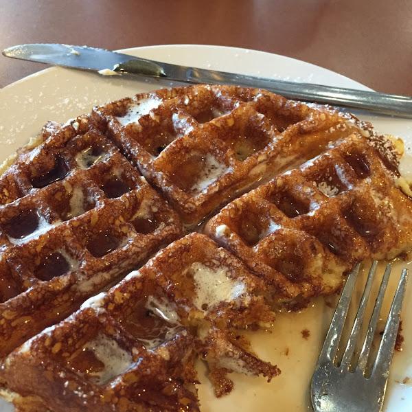 Gf waffle