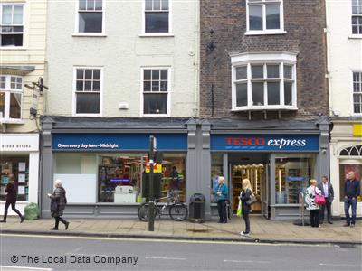 Tesco Express on Low Ousegate - Convenience Stores in City Centre ...
