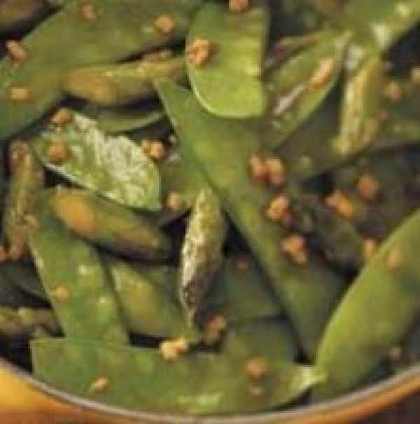 Chinese Pea Pods Recipe