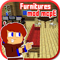 Furnitures & Decorations Mod for MCPE icon